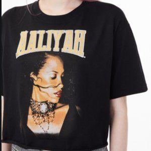 Aaliyah Graphic Tee